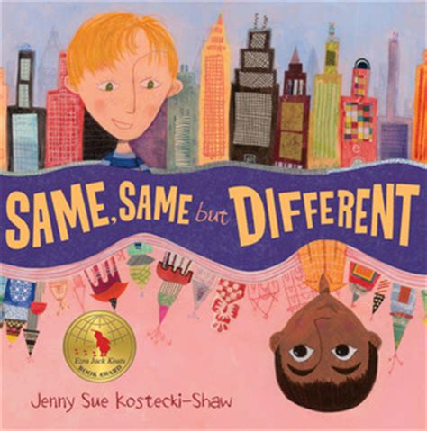 Same Same But Different By Sue Kostecki Shaw