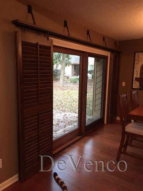 glass door shutters rolling shutters for glass sliding doors