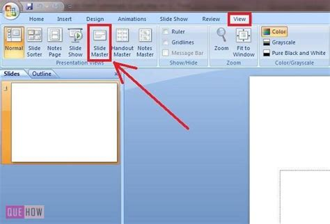 how to insert how to insert a watermark in ms powerpoint ppt with