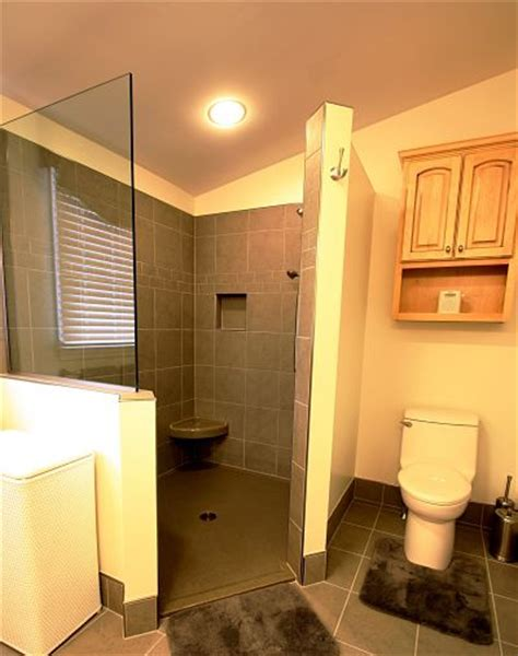 walk in shower no door six facts to about walk in showers without doors