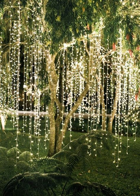 light up trees for weddings best 25 lights wedding ideas on garden