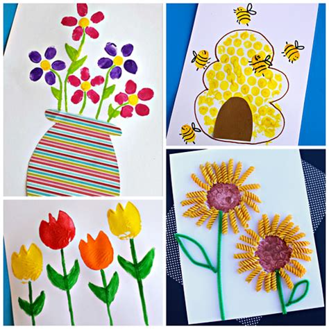 springtime crafts for beautiful crafts for to create crafty morning