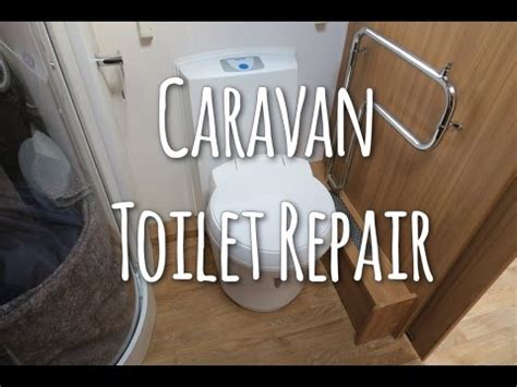 Removing A Thetford Toilet by Fixing A Thetford C250 Cassette Indicator Youtube
