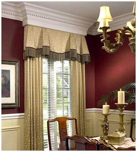 valances for dining room 17 best images about dining room window treatments on window treatments window