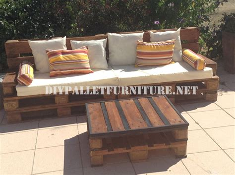 sofa table made from pallets outdoor sofa and table made with palletsdiy pallet