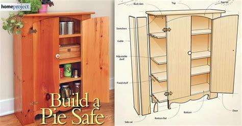 pie safe woodworking plans pie safe plans woodarchivist
