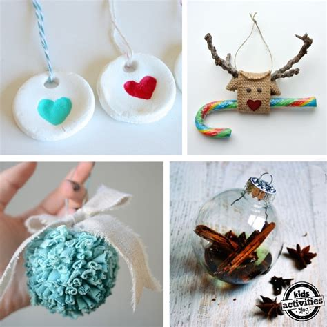 easy tree ornaments to make 26 ornaments