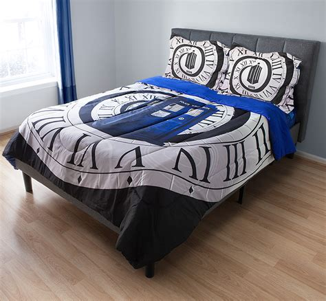 doctor who bedding sets exclusive doctor who comforter thinkgeek