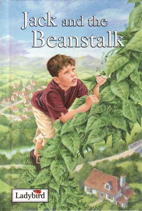 the beanstalk picture book and the beanstalk ladybird book ladybird tales gloss