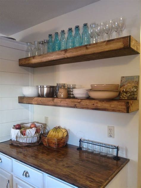 kitchen cabinet shelving 65 ideas of using open kitchen wall shelves shelterness