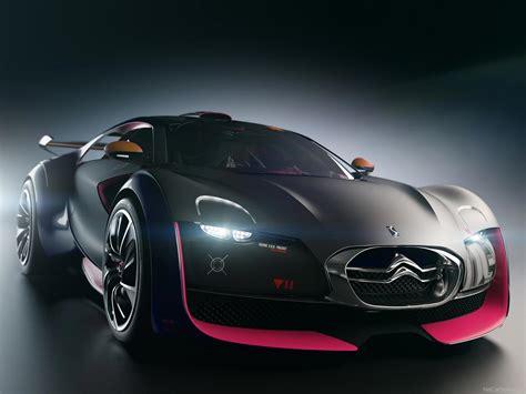 Citroen Concept by Citroen Survolt Concept Best Looking Concepts Car At The