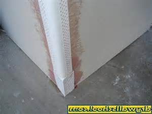how to put on corner bead drywall rounded corners photos