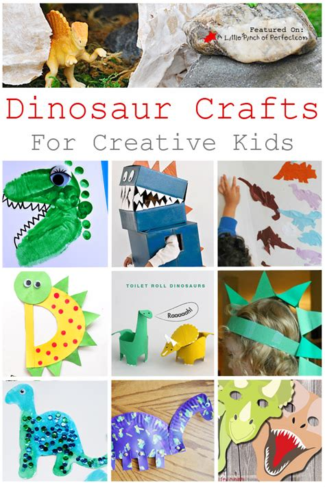 dinosaur crafts for dinosaur crafts activities for to learn linky