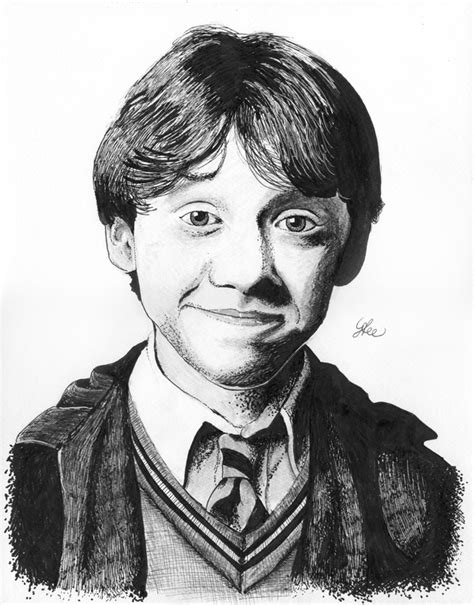 ron weasley by lukefielding on deviantart
