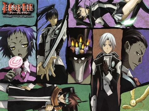 d grayman d gray and