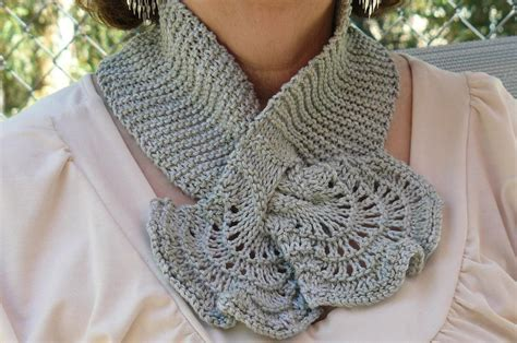 knitting project you to see lacy scarf knitting project on