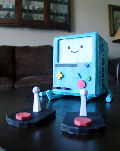 adventure time paper crafts adventure time papercrafts on behance