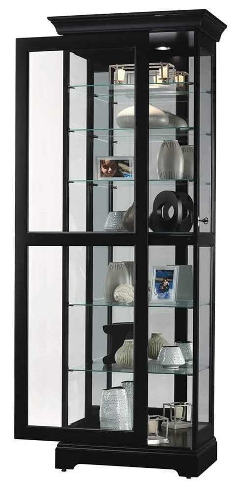 door curio cabinet curio cabinets contemporary curio cabinets six glass