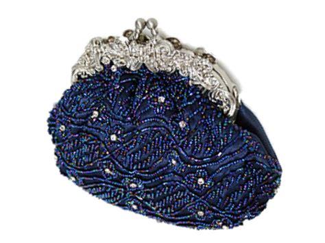 beaded evening bags blue handbags navy blue beaded handbag