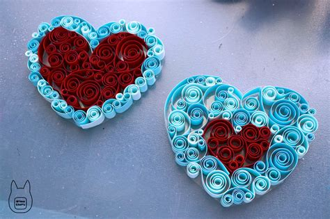 quilling paper crafts paper quilled pieces tutorial by studioofmm