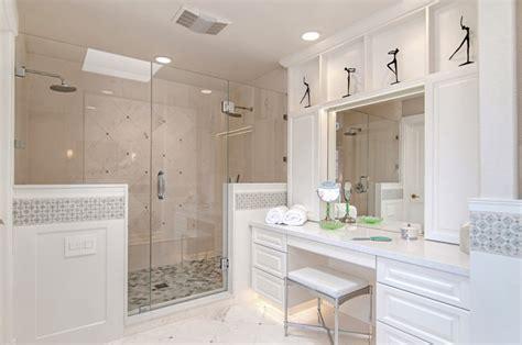 master bath shower designs 20 master bathroom remodeling designs decorating ideas