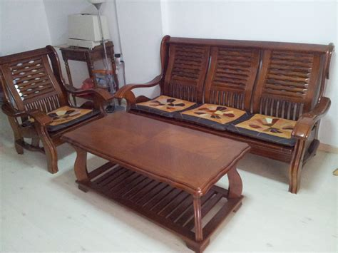 wooden singapore wooden sofas singapore kashiori wooden sofa chair