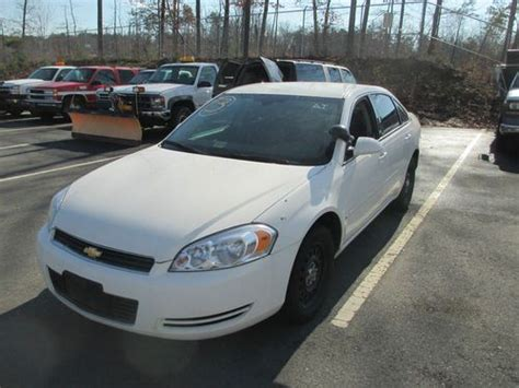 auto air conditioning service 2007 chevrolet impala electronic toll collection buy used 2007 chevrolet ex police car government surplus virginia in manassas virginia
