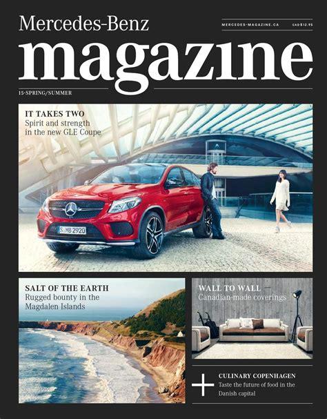 Mercedes Magazine by Mercedes Magazine Summer 2015 By Spafax Issuu