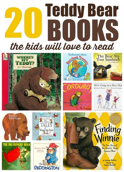 picture books about bears 10 simple ways to celebrate a teddy day with your child