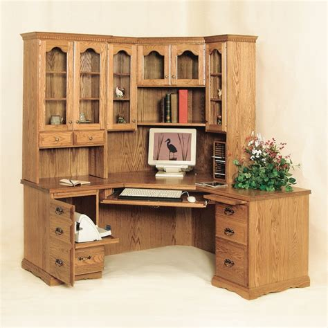 corner office desk with hutch corner desks with hutch whitevan