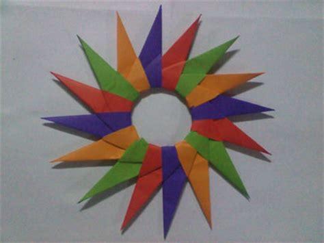 16 pointed origami origami modular readers photos