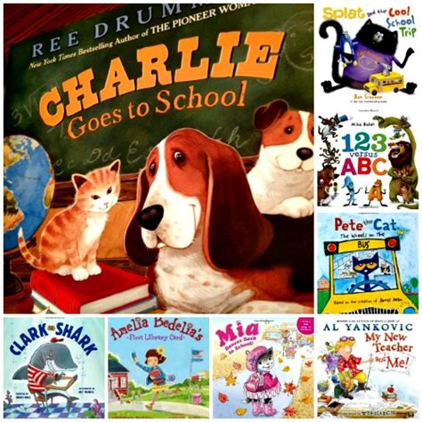 back to school picture books fiction friday new back to school picture books for