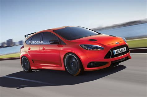 2015 Ford Focus Rs by Ford Focus Rs Returning In 2015