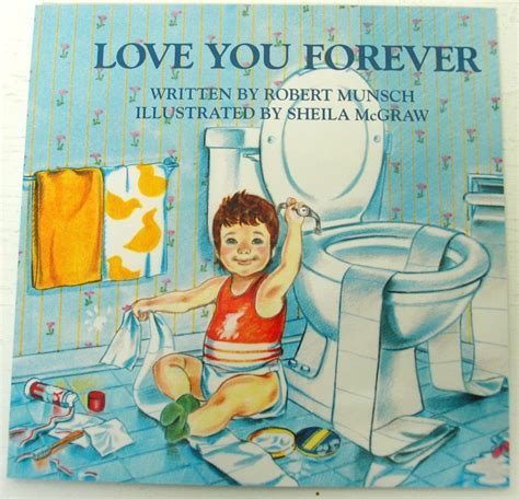 forever book pictures you forever robert munsch picture story book ebay