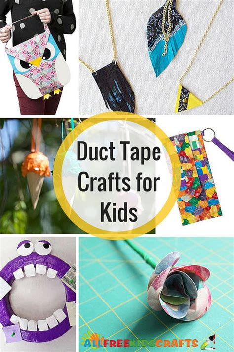 easy duct crafts for what to make with duct 66 easy duct crafts for