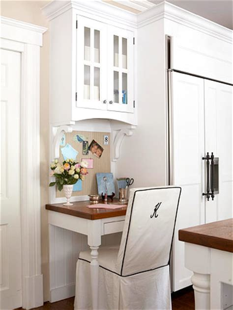 small kitchen desk ideas 7 kitchen office ideas that i the house that a m built