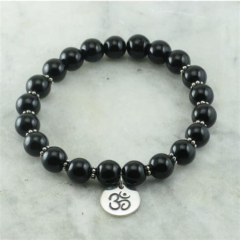 black bead bracelet meaning perception mala bracelets 21 mala bracelet