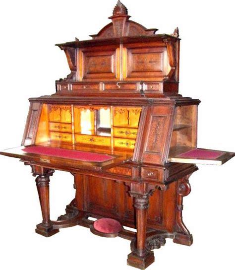 desk with secret compartments antique desk with compartments secret spaces