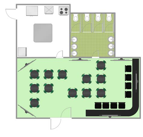 restaurant floor plan design how to design a restaurant floor plan cafe and