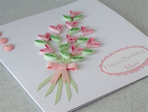 make handmade birthday cards quilling on neli quilling quilling patterns