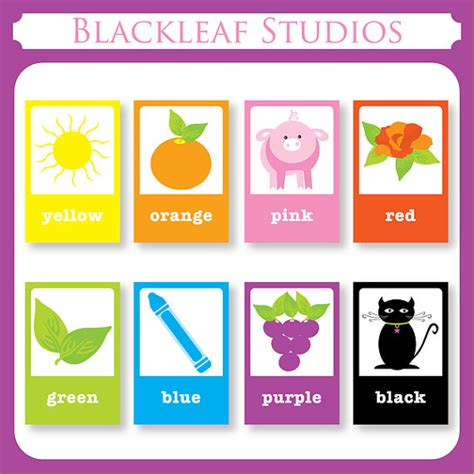 flash cards color flash cards diy printable for toddlers primary