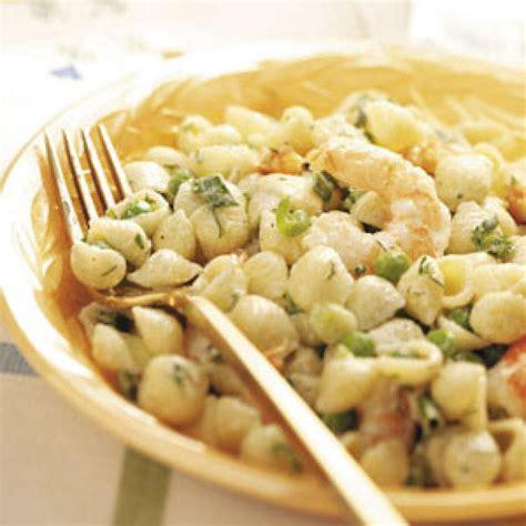 cold pasta dish cold shrimp pasta salad recipe just a pinch recipes