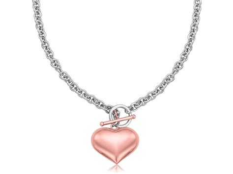 sterling silver chain for jewelry gold plated puff rolo chain necklace in