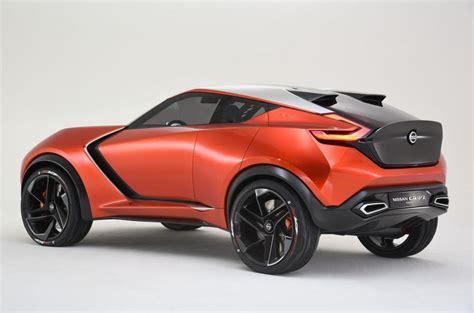 New Z Car by Nissan Gripz Concept Previews New Z Crossover Autocar