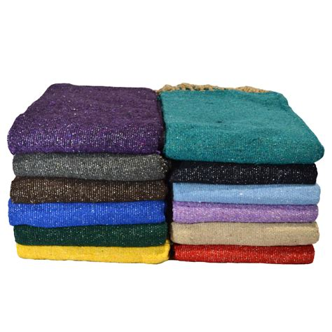 blanket colors solid color mexican blanket accessories