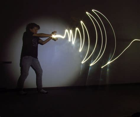 drawing lights drawing with light