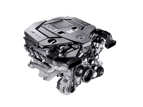 Motor Mercedes by Mercedes Unveils New Amg V 8 With Cylinder Deactivation