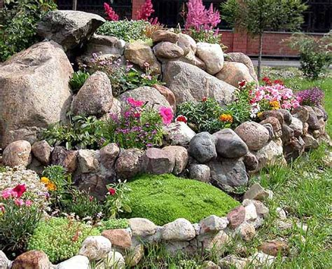 rock garden design tips 15 rocks garden landscape ideas