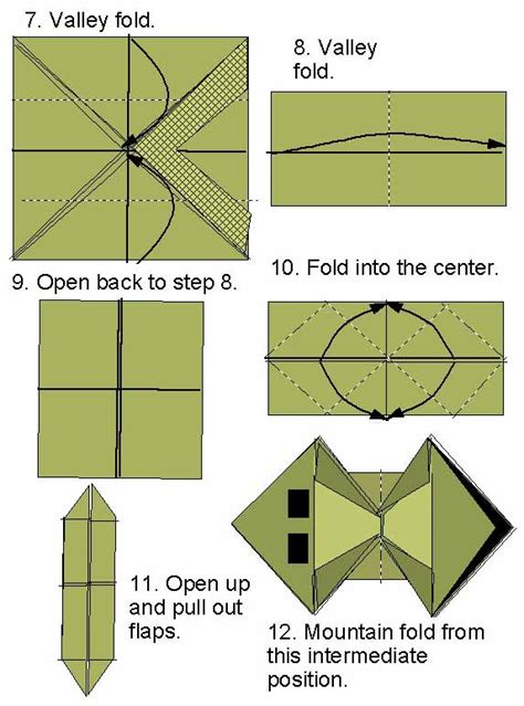 benefits of origami origami swami tom may s paper moon diagrams page 2 of 5