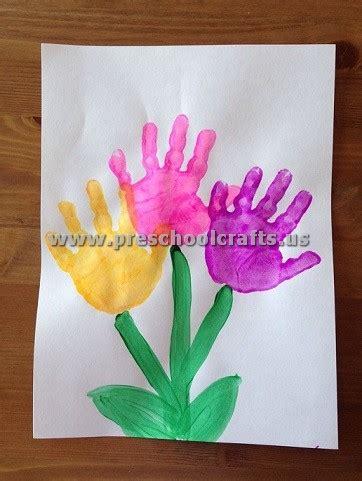 handprint crafts for handprint craft ideas for preschool crafts